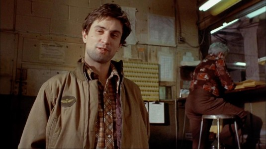 mise en scene taxi driver In this essay i will be analysing two scenes from the 1980 stanley kubrick adaption of the psychological horror film, the shining i will be commenting on the camera, lighting, mise-en-scene, sound, editing and performance.