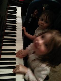 girls piano