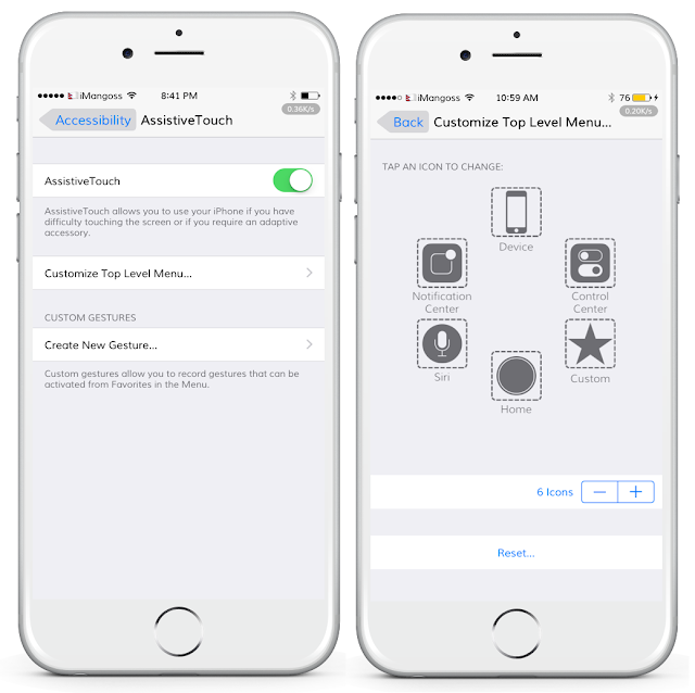 Home Button and Power Button is one of the most useful things on your iOS devices like iPhone, iPad and iPod touch.  Entering in recovery mode, taking screenshots both requires home button and power button to work. Most of the time, iOS users uses power button to lock/unlock their devices, while using applications, or using multitasking