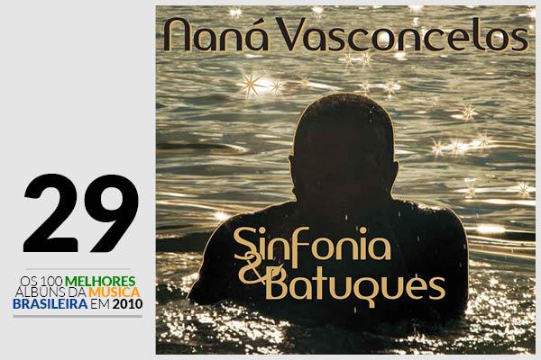 Naná Vasconcelos - Sinfonia & Batuques
