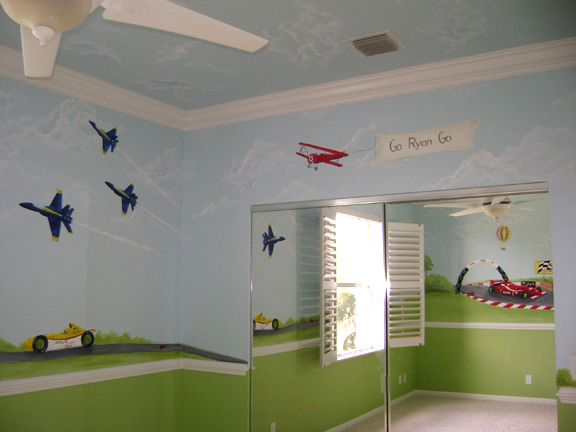 Kids Room Ideas: Kids Room Decoration Gallery