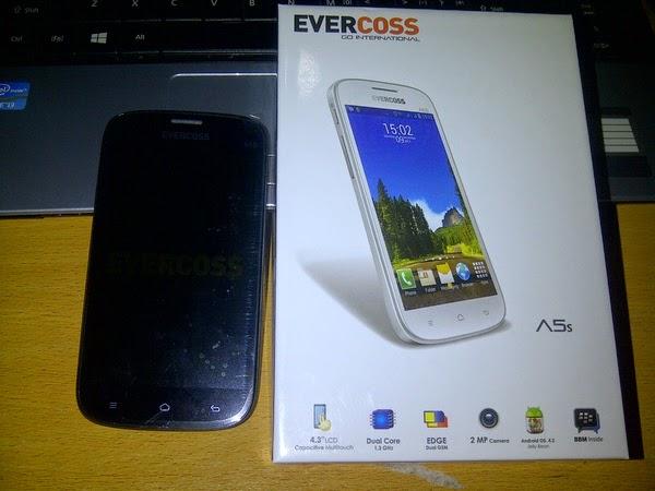 Evercoss A5S