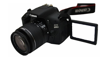 Specifications and Price Camera Canon EOS 600D Updated