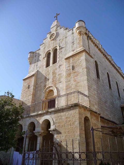 Santa Maria de Jesus Crucificado: o Carmelo de Belém devia ter ares de fortaleza.