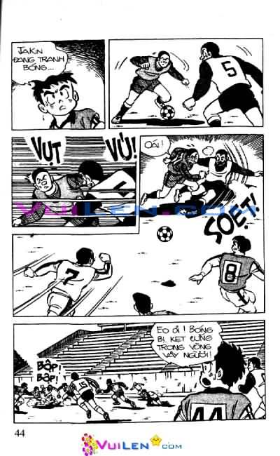 Jindodinho - Đường Dẫn Đến Khung Thành III  Tập 13 page 44 Congtruyen24h