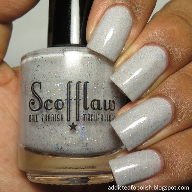 scofflaw varnish etoiles deau salee