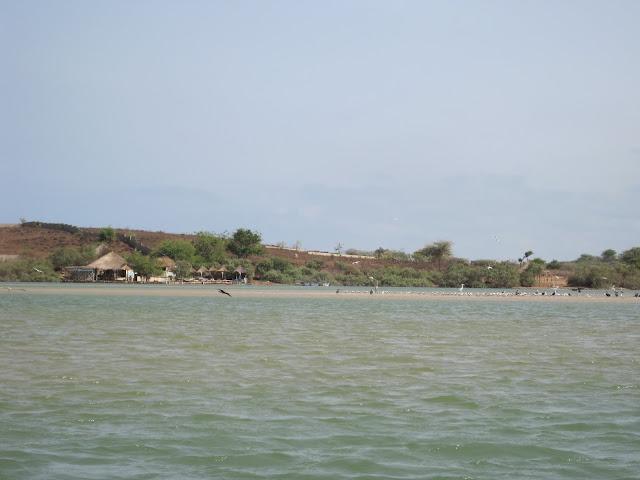 Laguna de La Somone (Senegal)