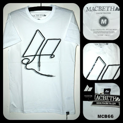 Kaos Surfing MACBETH Kode MCB66