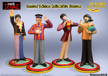 Beatles Yellow Submarine  Blue Meanie