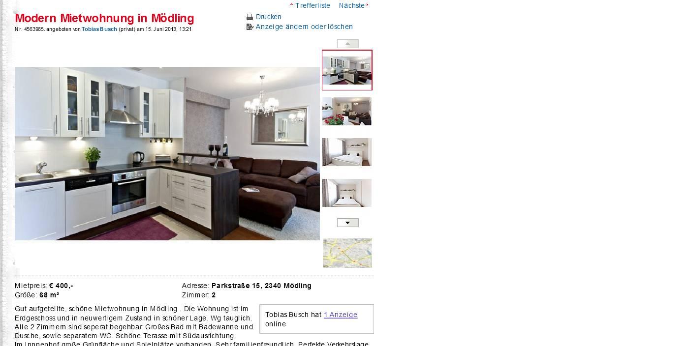 informationen ber wohnungsbetrug informations about rental scam seite 179. Black Bedroom Furniture Sets. Home Design Ideas
