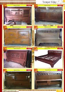 Tempat Tidur Furniture Klender ( Halaman 24 )