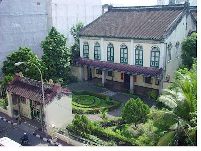 Tjong A Fie Mansion Tourist Places in North Sumatra