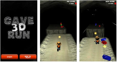 Games Like Subway Surfers: 3D Cave Runner, RUNNING GAMES