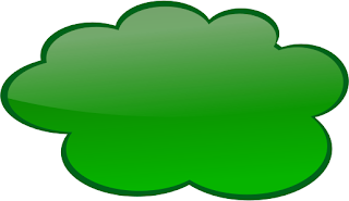 image green cloud