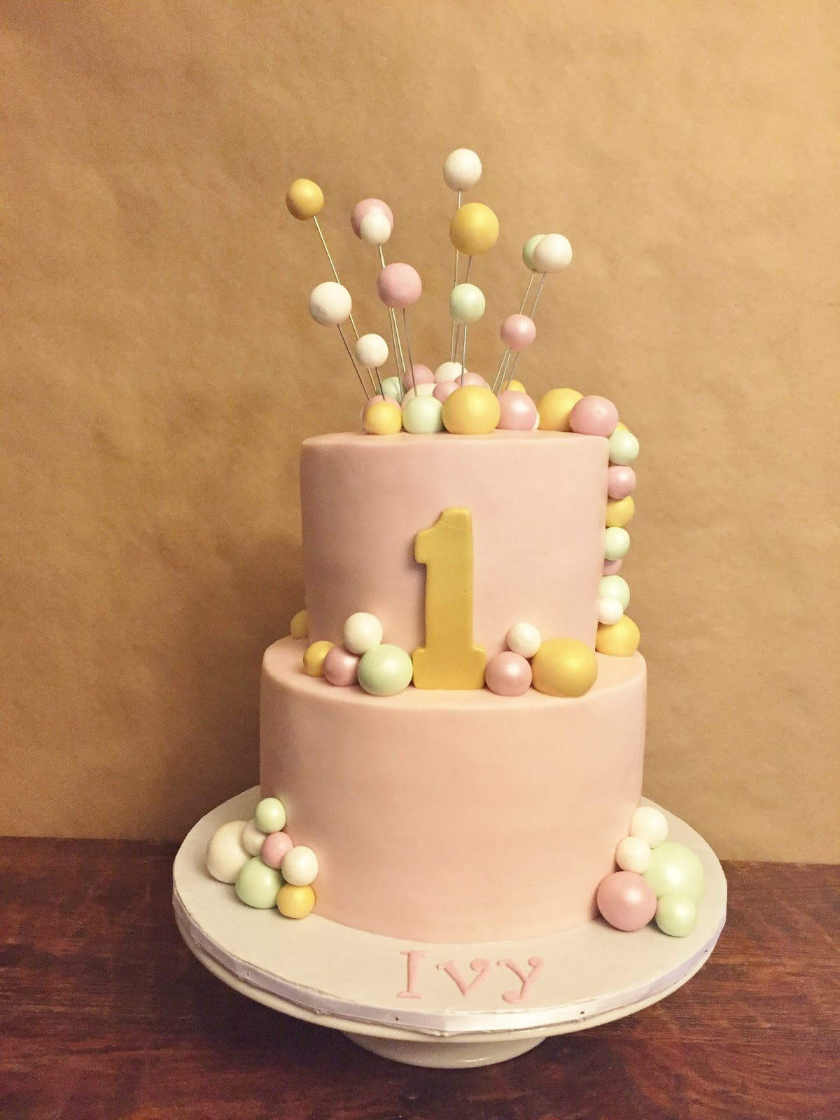 Pink Bubble Cake 6 8 And Smash 4