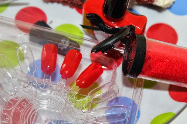 Ciaté Red Velvet Manicure Kit