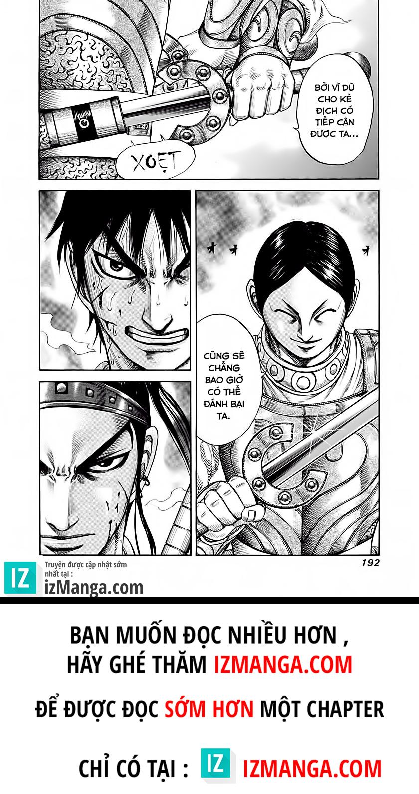 Kingdom – Vương Giả Thiên Hạ (Tổng Hợp) chap 216 page 20 - IZTruyenTranh.com