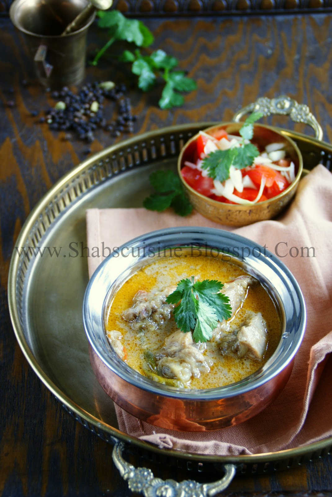 Shab 39 s cuisine kerala chicken stew two recipes for Cuisine kerala