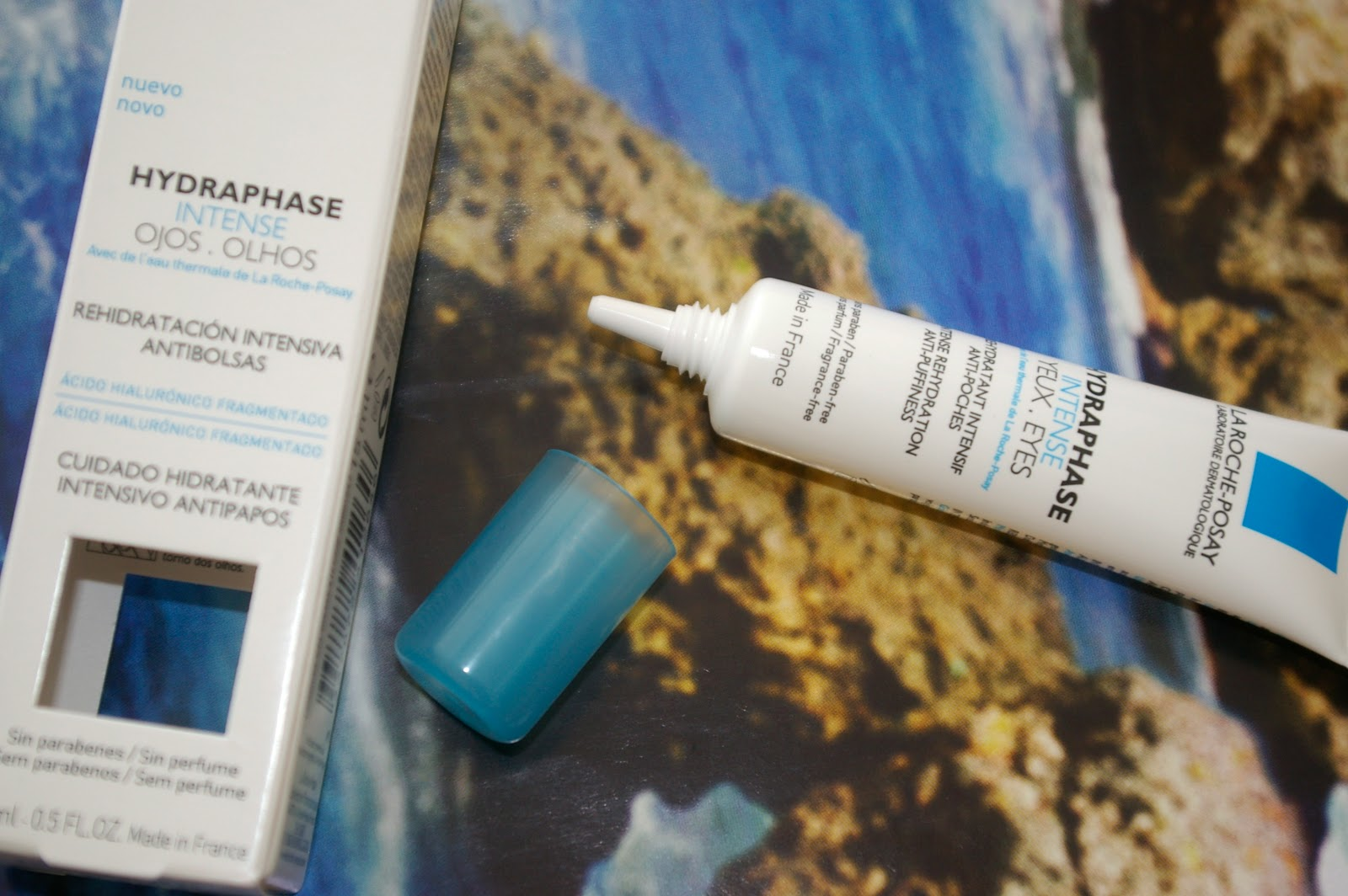 La Roche Posay Hydraphase Eyes review