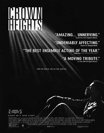 Poster Of Hollywood Film Watch Online Crown Heights 2017 Full Movie Download Free Watch Online 300MB