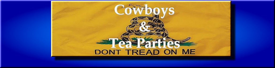 Cowboys and Tea Parties