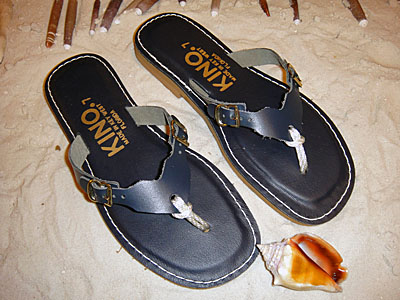 4e656ea59be Key West Road-trip  Kino Sandals... something really made in Key West!