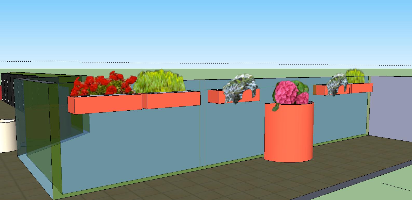 Le essenziali realizzazione impianto d 39 irrigazione a for Temporizzatore per irrigazione