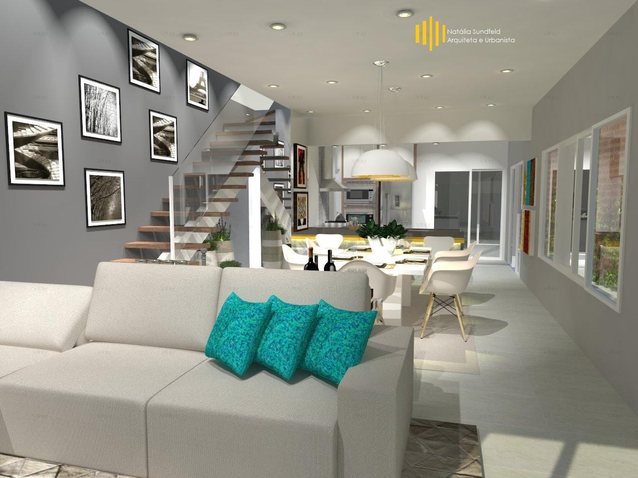 #118584 Natália Sundfeld Arquitetura 1280x960 px Projetos De Cozinhas Conjugadas Com Sala De Jantar_5647 Imagens