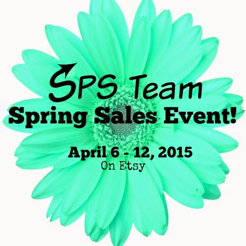 Strategic Promotion for Success Team: Spring Sales Event April 6-12 on Etsy