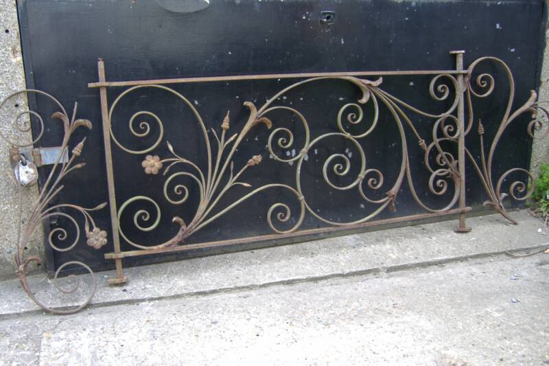 Decorative Metal Panels : Decorative iron panels