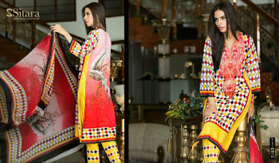 New Eid Collection, Kurta Designs, 3 Piece Suits For Eid.