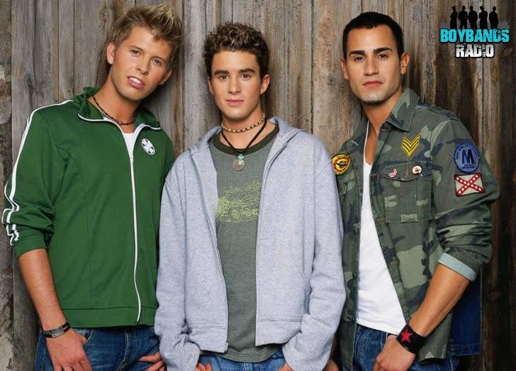 Timothy Andrew Cruz, John Steven Sutherland & Blair Madison Late were the second line-up of Americna boyband B3.