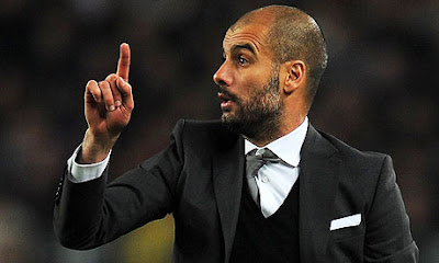 Antara Manchester United atau City, GUardiola Lebih Pilih United