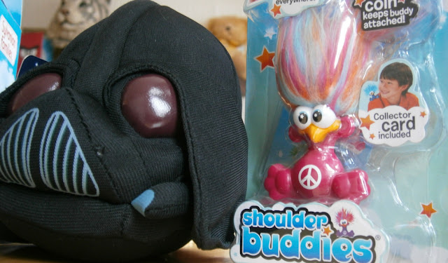 Star wars angry bird plush toy and shoulder buddies perfect easter gift for tweens