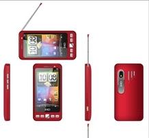 harga spesifikasi IMO G8 ponsel TV layar sentuh murah 2012