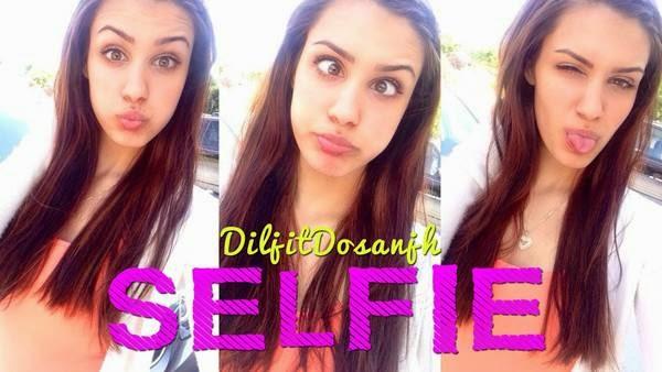 Diljit,Selfie