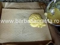 Prajitura cu foi de napolitana Rumba preparare reteta