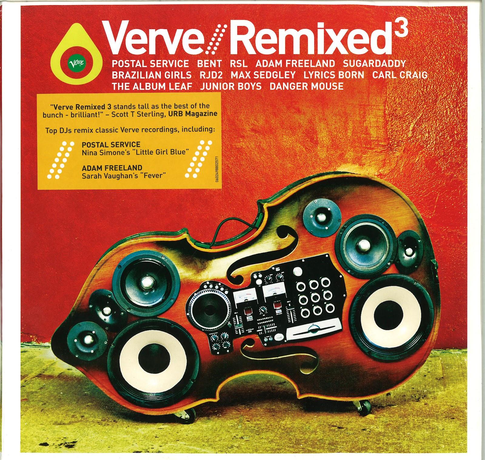 Various - Verve // Remixed³ Unmixed³