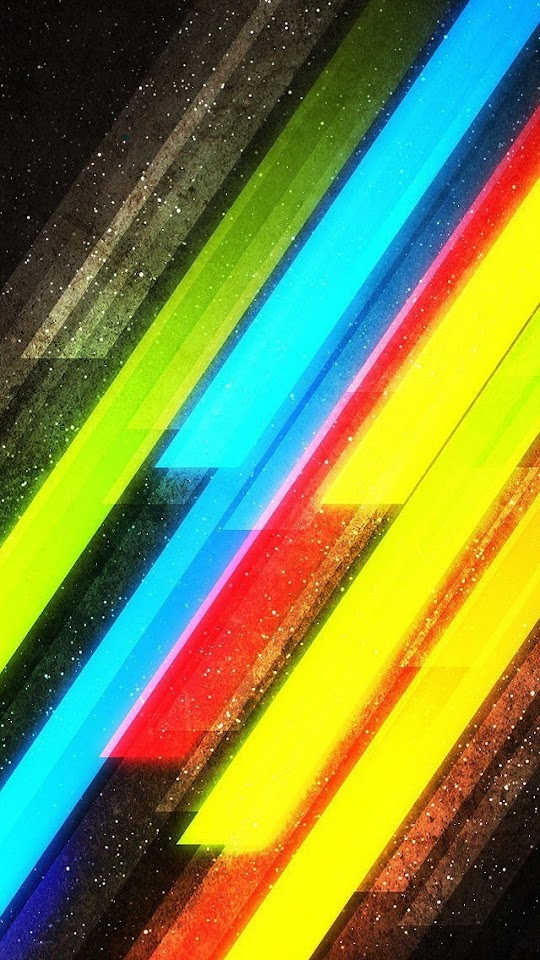 Sparkling Colorful Stripes   Galaxy Note HD Wallpaper