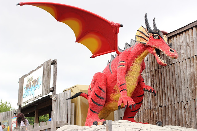 Vikings River Splash at Legoland Windsor | Chichi Mary