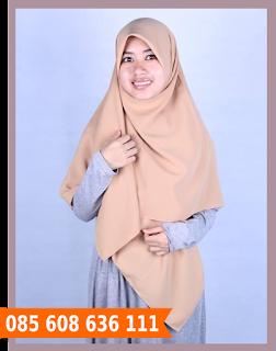 jilbab segi empat 130