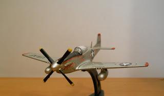 Italeri 1:100 P-51 Mustang
