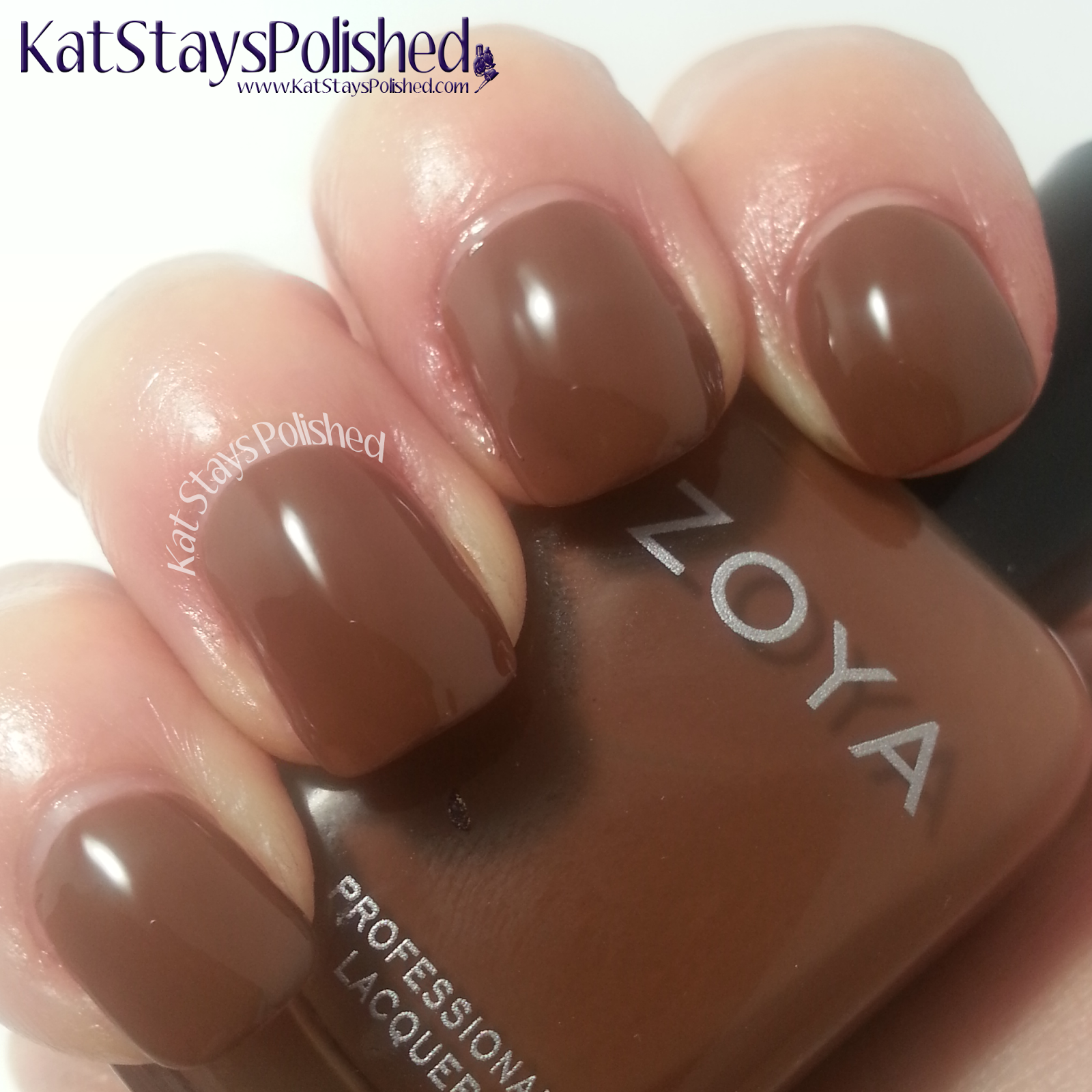 Zoya Entice 2014 - Nyssa | Kat Stays Polished