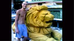 leone polistirolo