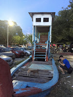 Abandoned Boat | Pantai Redang, Sekinchan