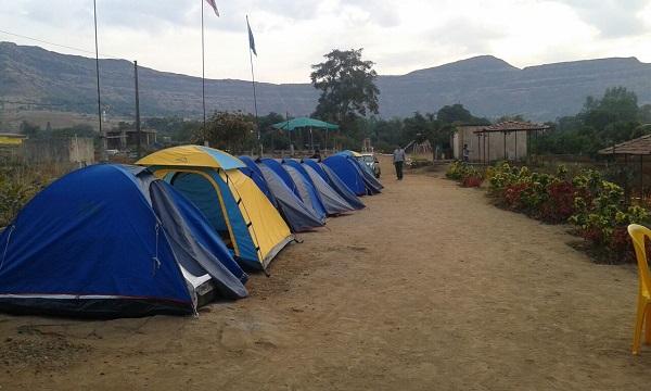 Tikona Camping Pune