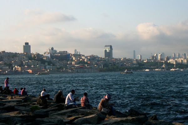 Istanbul by the water