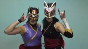 Biba kasa-Kitzune Nanoko - Lucha Libre AAA