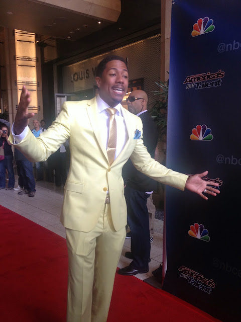 Nick Cannon - AGT