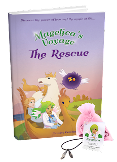 Magelica's Voyage: The Rescue by: Louise Courey Nadeau (Book Review)